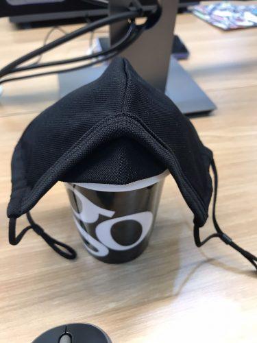 Reusable Rich Black Adjustable Anti Fog photo review
